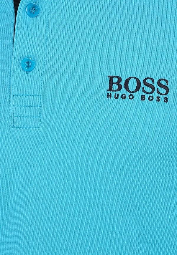 Мужские поло Boss Green 50260312: изображение 13