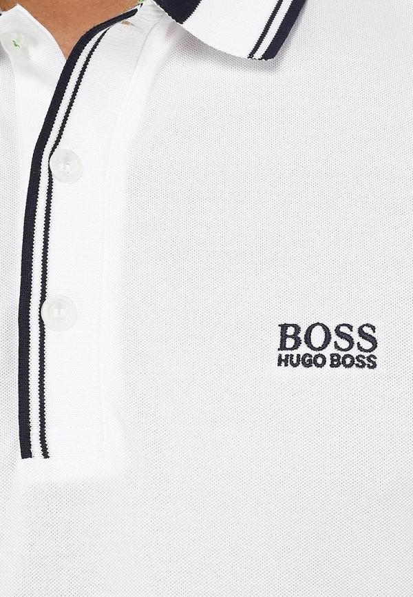 Мужские поло Boss Green 50260318: изображение 6