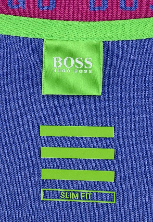 Мужские поло Boss Green 50260318: изображение 9