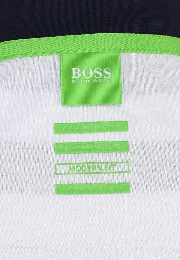 Мужские поло Boss Green 50260408: изображение 3