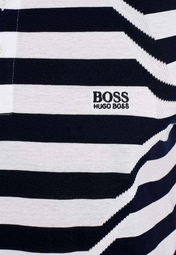 Мужские поло Boss Green 50260408: изображение 7