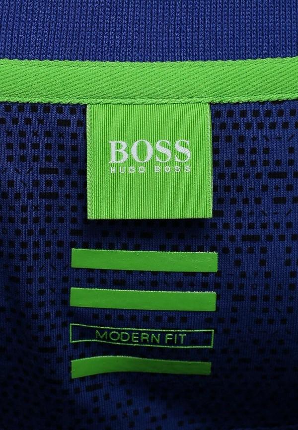 Мужские поло Boss Green 50260405: изображение 5