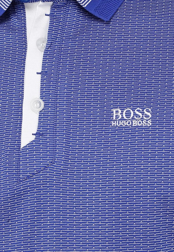 Мужские поло Boss Green 50259753: изображение 11