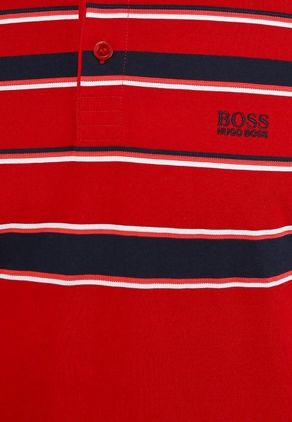 Мужские поло Boss Green 50259810: изображение 13