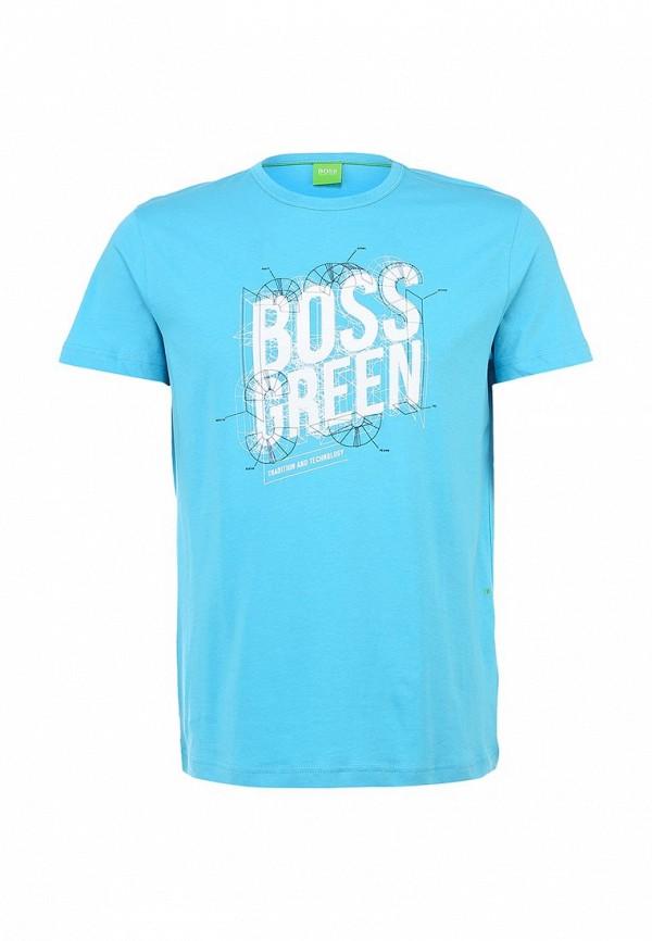 Футболка Boss Green 50259690: изображение 1