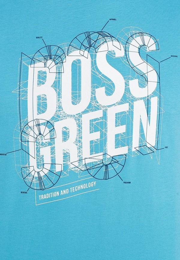 Футболка Boss Green 50259690: изображение 7
