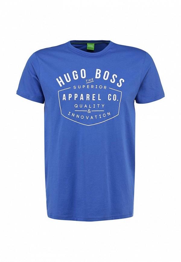 Футболка Boss Green 50259688: изображение 7