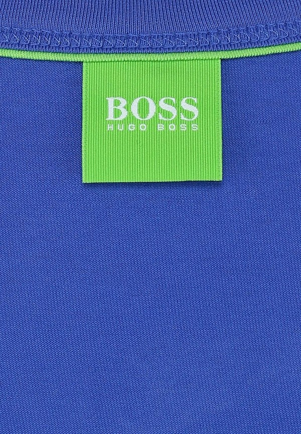 Футболка с коротким рукавом Boss Green 50259685: изображение 5