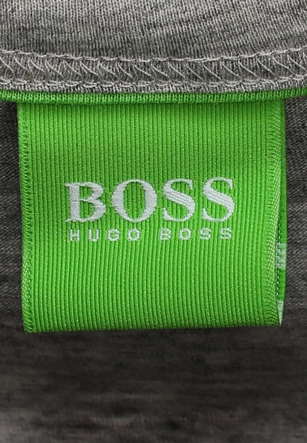 Футболка с коротким рукавом Boss Green 50245195: изображение 6
