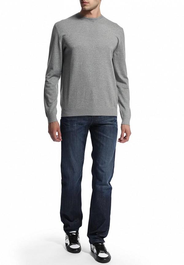 Мужские прямые джинсы Boss Green 50270818: изображение 6