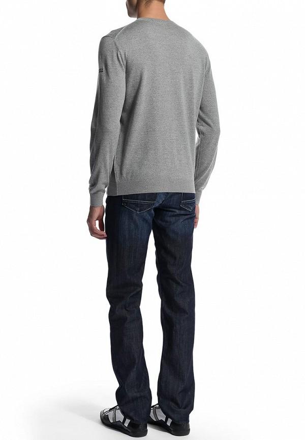 Мужские прямые джинсы Boss Green 50270818: изображение 8
