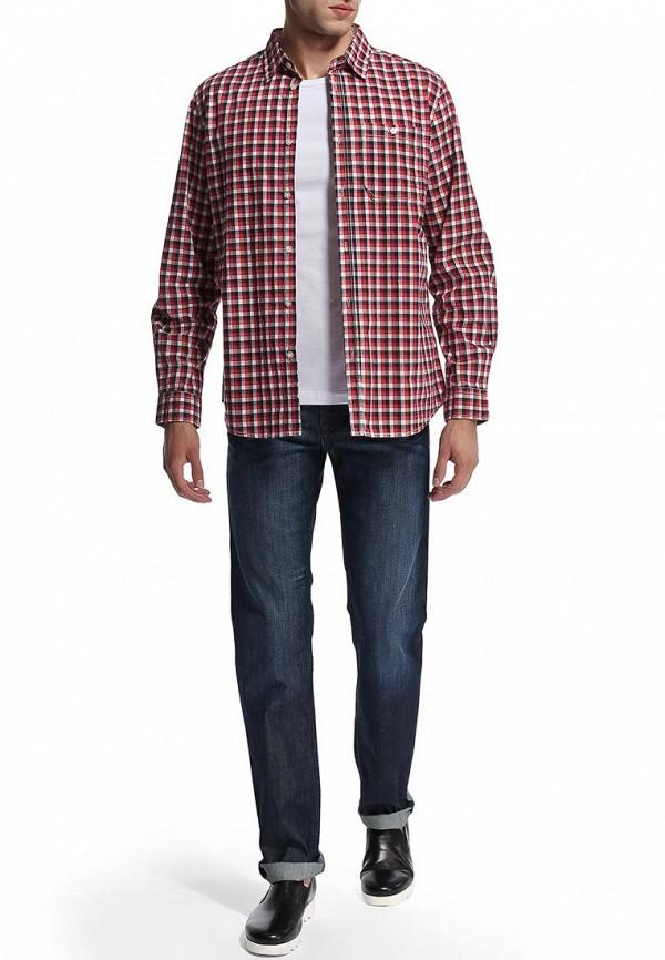 Мужские прямые джинсы Boss Green 50270818: изображение 10