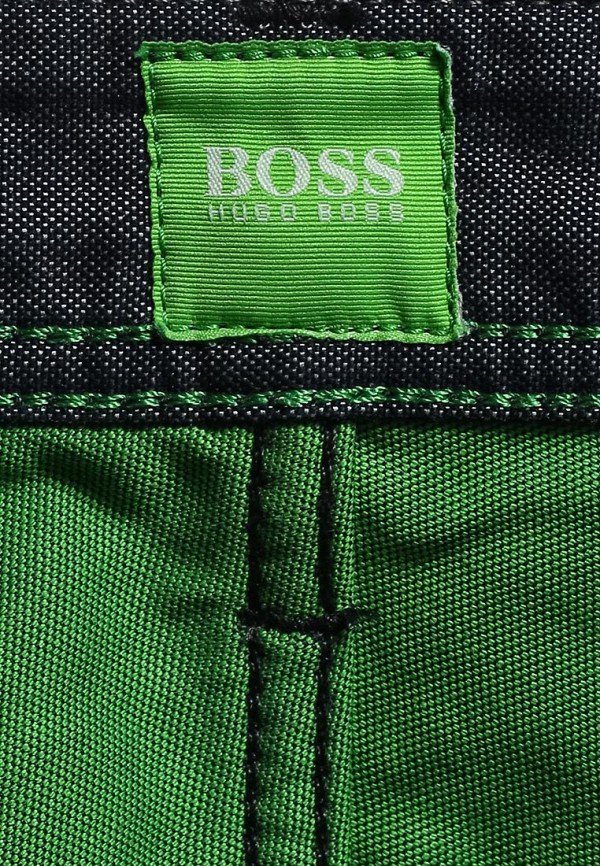 Мужские прямые джинсы Boss Green 50270818: изображение 14