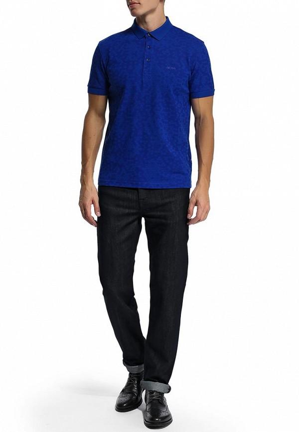 Мужские прямые джинсы Boss Green 50270820: изображение 6