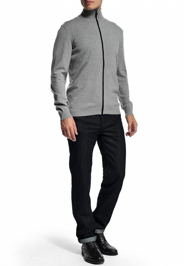 Мужские прямые джинсы Boss Green 50270820: изображение 10