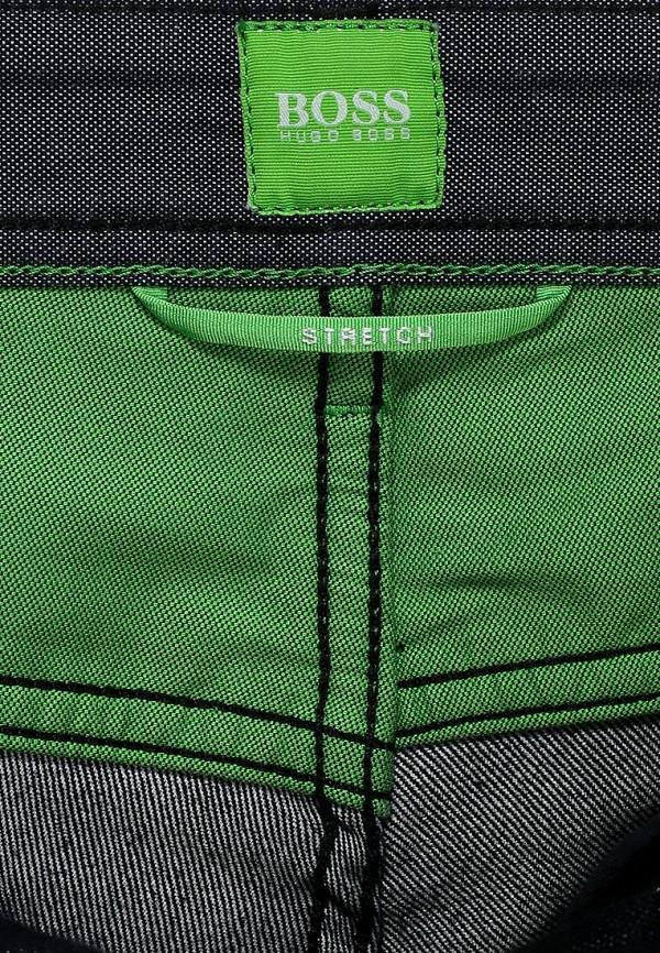 Мужские прямые джинсы Boss Green 50270820: изображение 14
