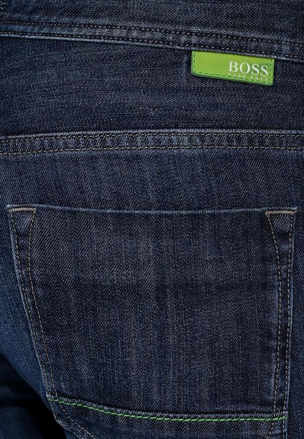 Мужские прямые джинсы Boss Green 50270730: изображение 4