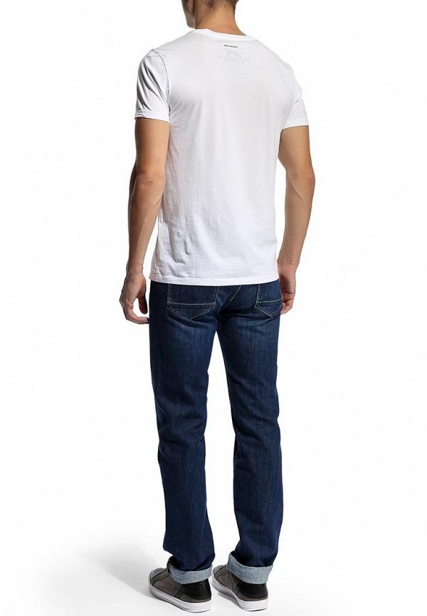 Мужские прямые джинсы Boss Green 50270730: изображение 8