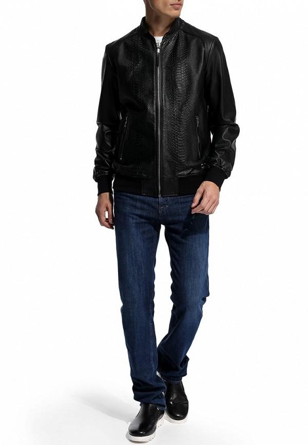 Мужские прямые джинсы Boss Green 50270730: изображение 10