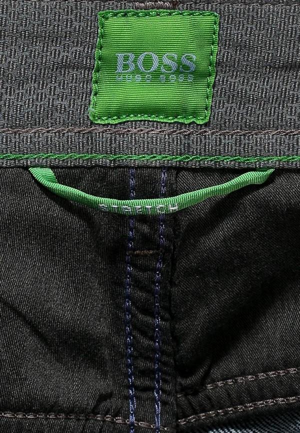 Мужские прямые джинсы Boss Green 50270730: изображение 14