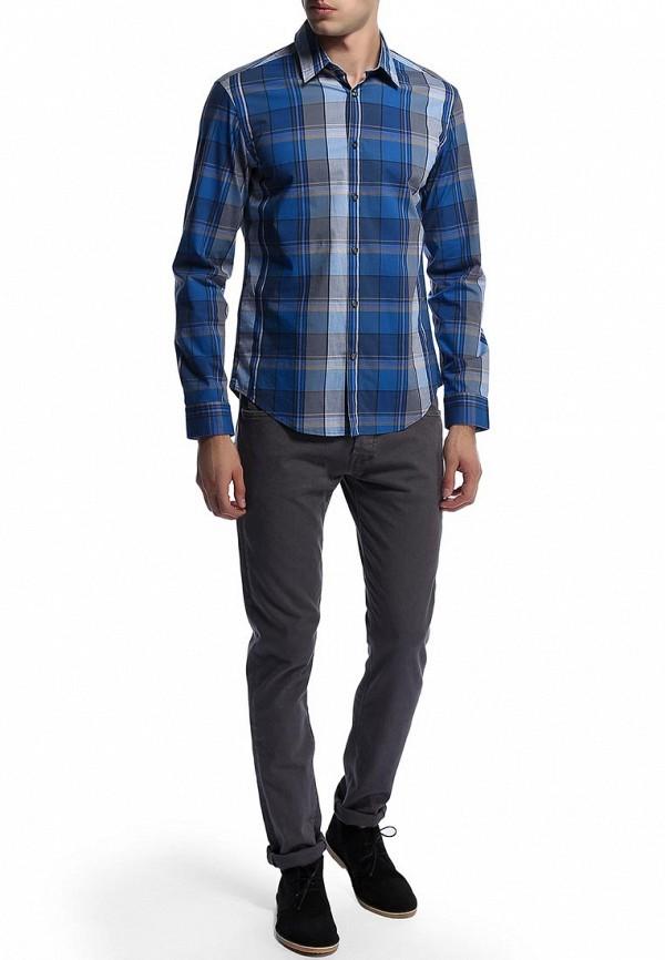 Рубашка с длинным рукавом Boss Green 50271221: изображение 11