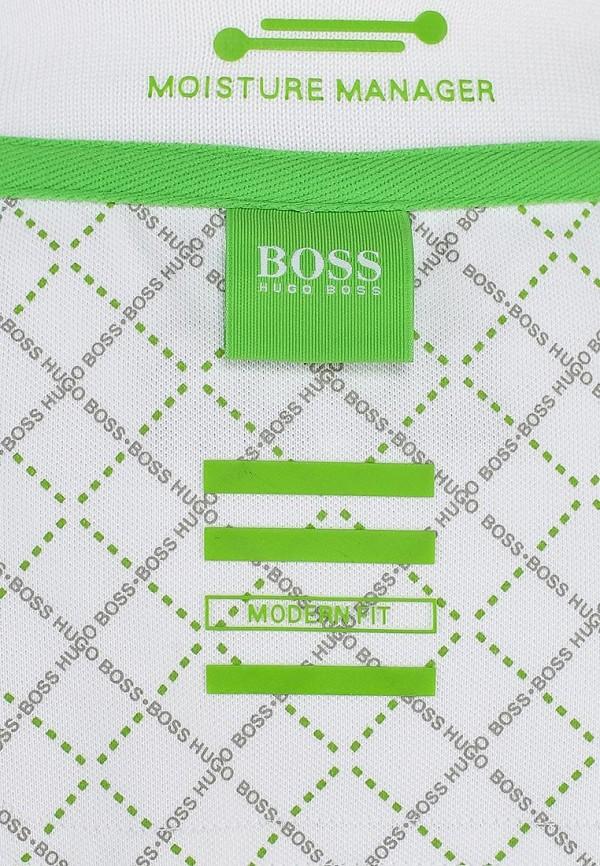 Мужские поло Boss Green 50260312: изображение 9