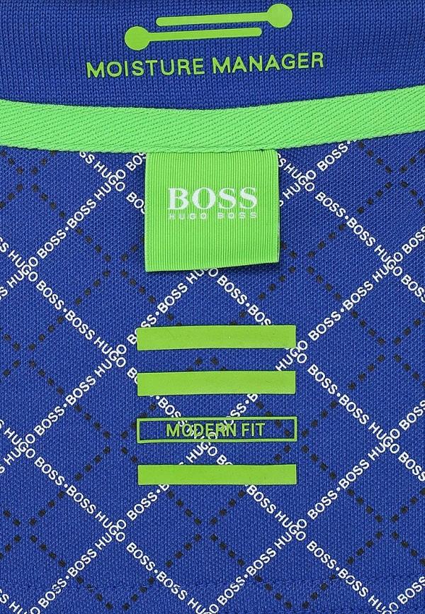 Мужские поло Boss Green 50260312: изображение 16