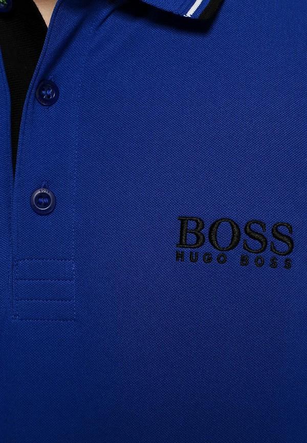 Мужские поло Boss Green 50260312: изображение 31