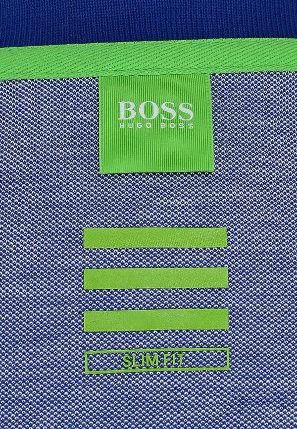 Футболка с надписями Boss Green 50272969: изображение 13