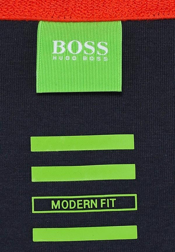 Мужские поло Boss Green 50271868: изображение 4