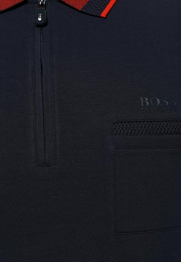 Мужские поло Boss Green 50271868: изображение 12