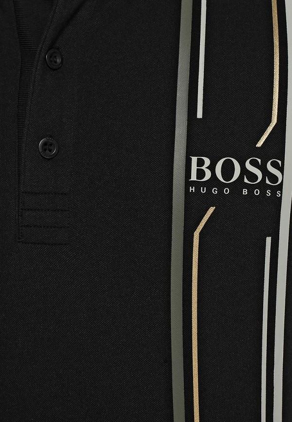 Мужские поло Boss Green 50272672: изображение 12