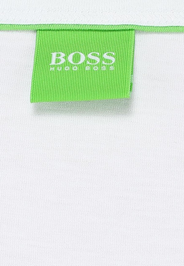 Футболка с коротким рукавом Boss Green 50245195: изображение 4