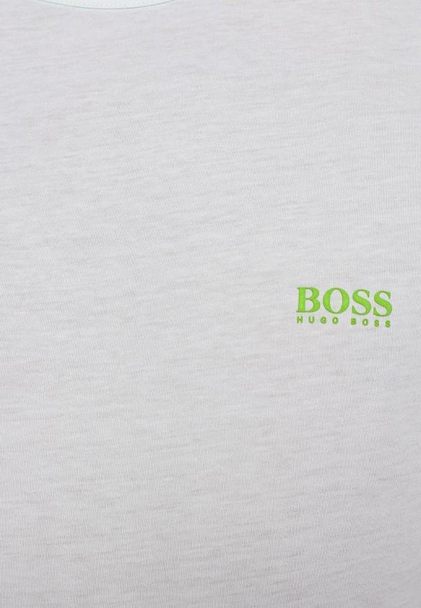 Футболка с коротким рукавом Boss Green 50245195: изображение 12