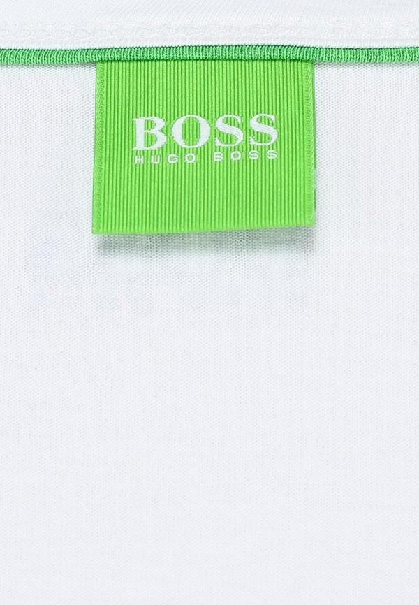 Футболка с коротким рукавом Boss Green 50236203: изображение 5