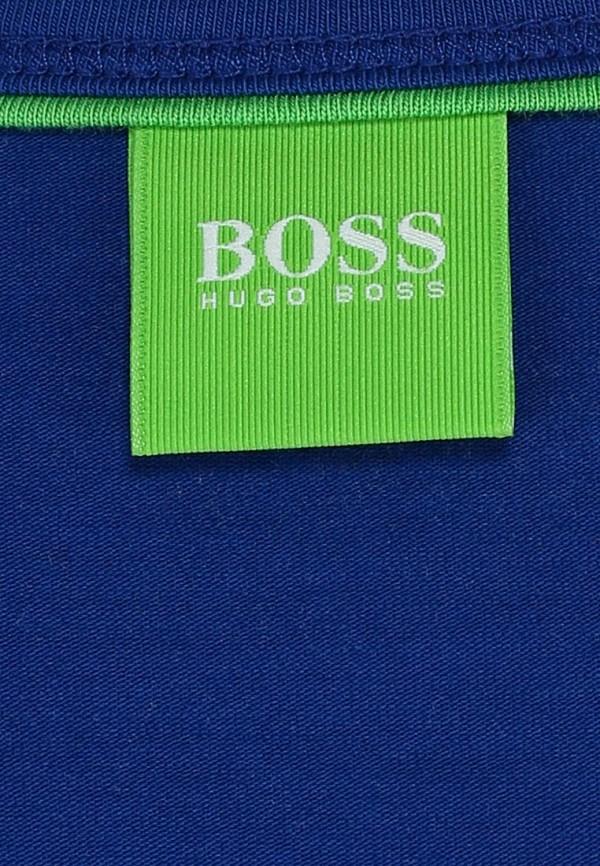 Футболка с надписями Boss Green 50236203: изображение 10