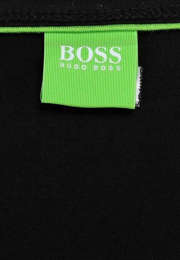 Футболка с надписями Boss Green 50271283: изображение 4