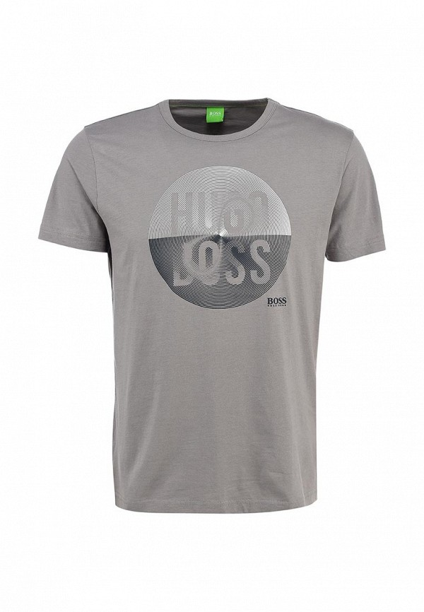 Футболка с коротким рукавом Boss Green 50271053: изображение 2