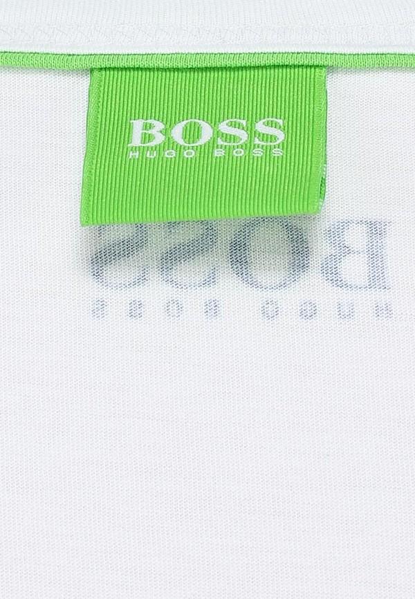 Футболка с коротким рукавом Boss Green 50271053: изображение 8