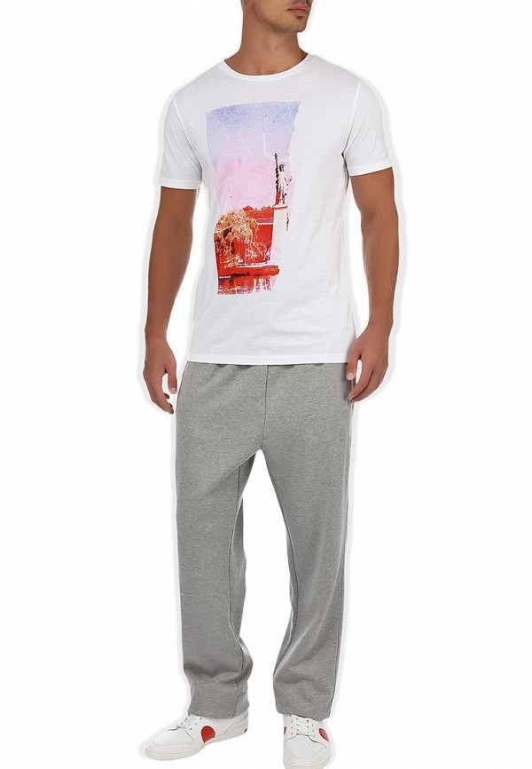 Мужские спортивные брюки Boss Green 50247968: изображение 4