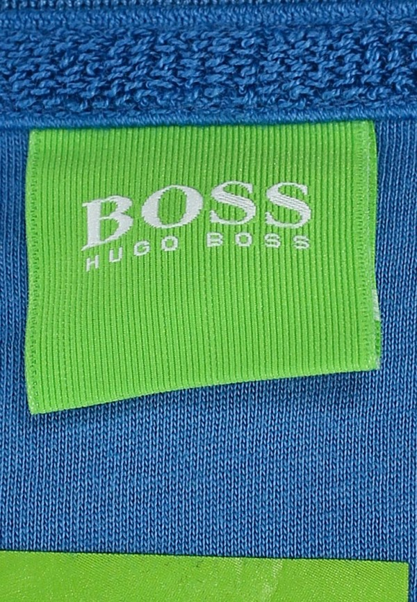 Мужские поло Boss Green 50247770: изображение 3