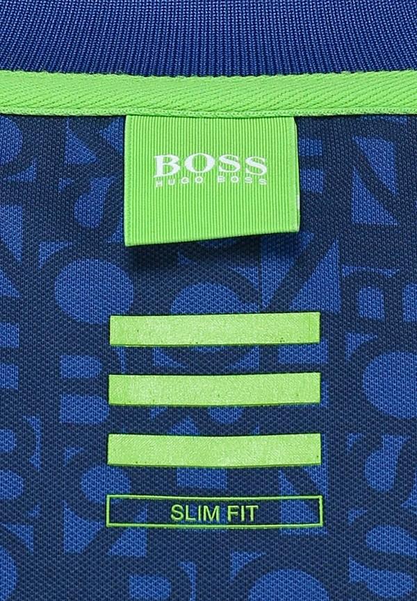 Мужские поло Boss Green 50255429: изображение 3