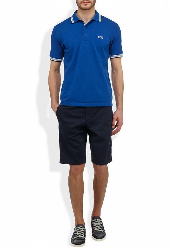 Мужские повседневные шорты Boss Green 50257849: изображение 26