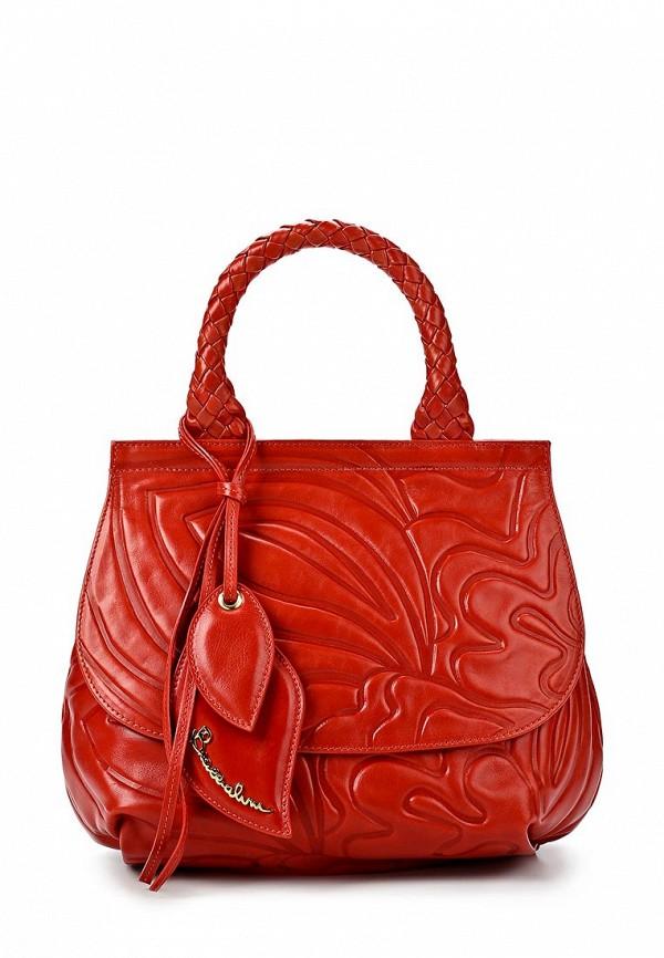 Кожаная сумка Braccialini B8572: изображение 5