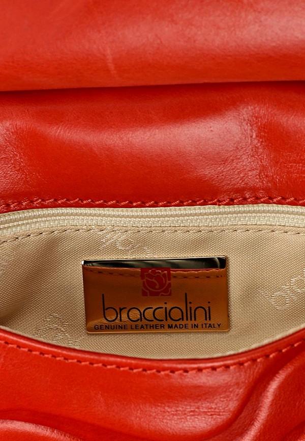 Кожаная сумка Braccialini B8572: изображение 9