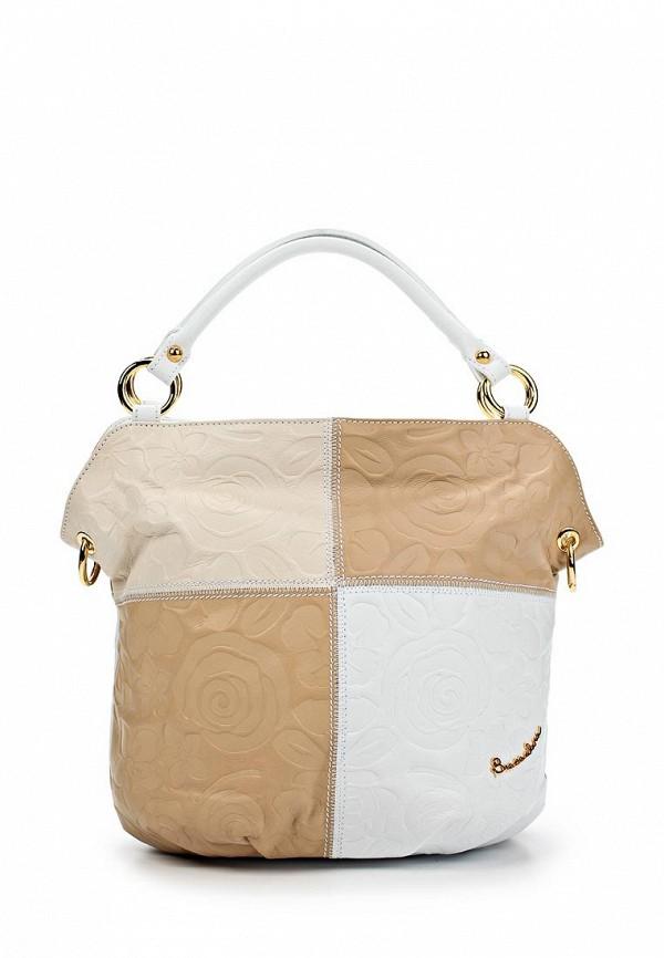 Кожаная сумка Braccialini B8700: изображение 1