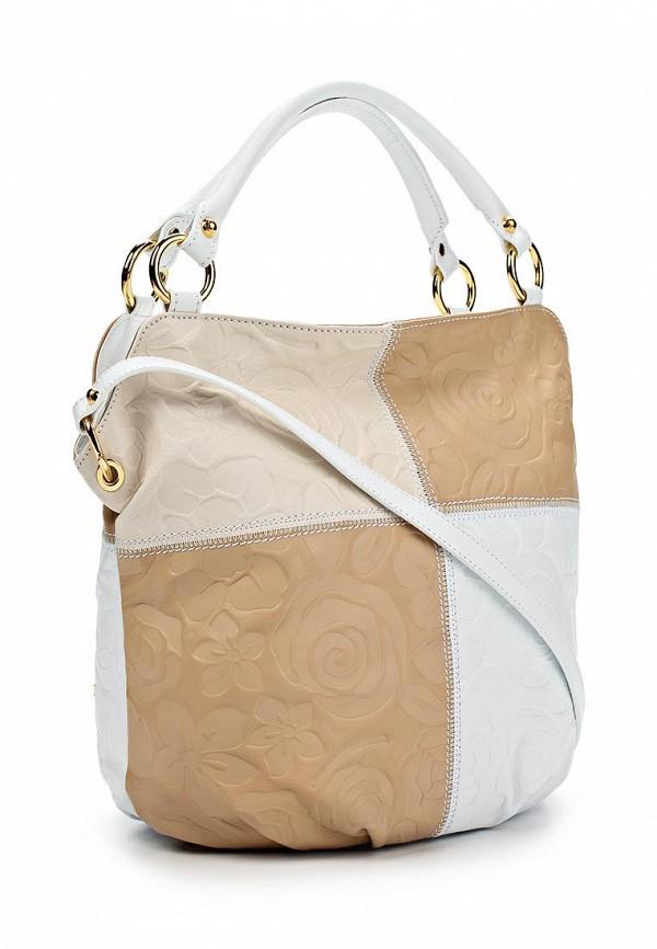 Кожаная сумка Braccialini B8700: изображение 2