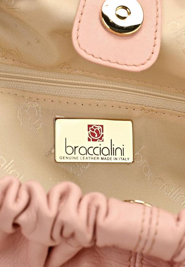 Кожаная сумка Braccialini B8560: изображение 4