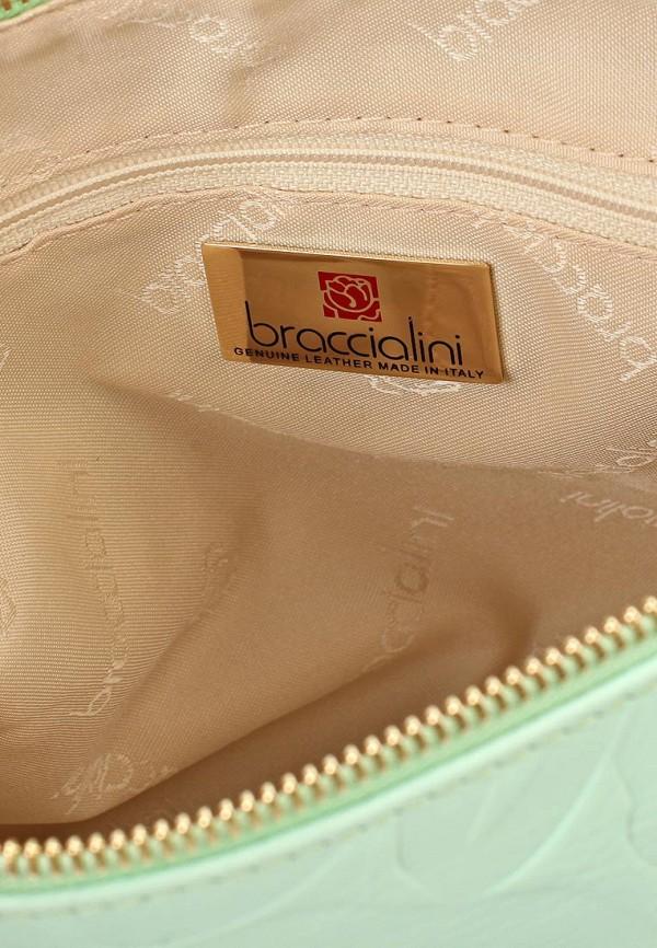 Кожаная сумка Braccialini B8724: изображение 11
