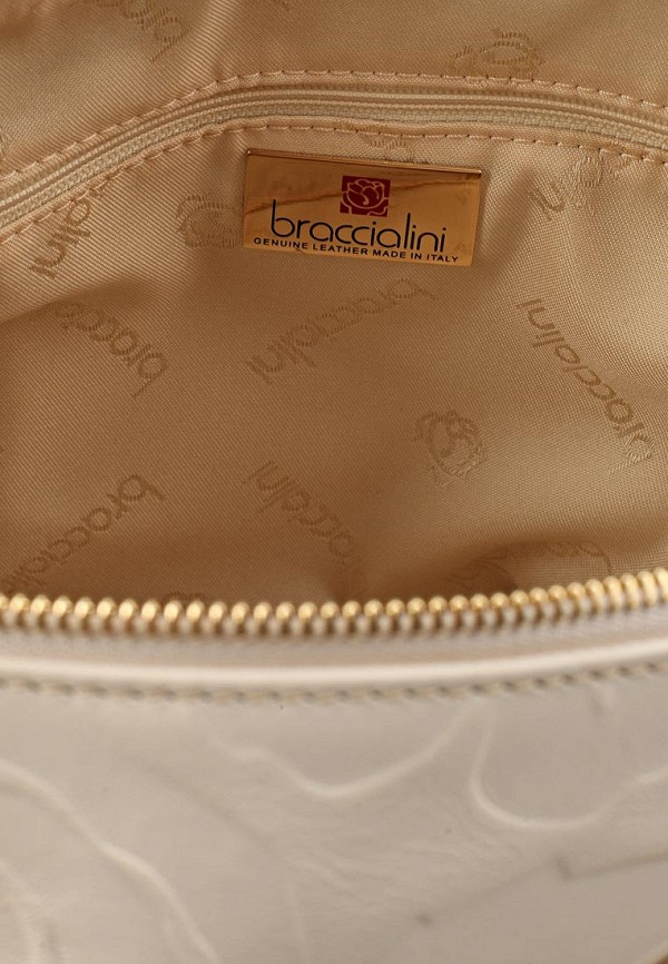 Кожаная сумка Braccialini B8720: изображение 6
